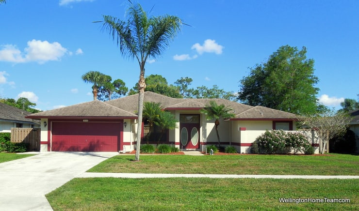 14338 Horseshoe Trace, Wellington, Florida 33414