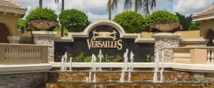 Versailles Luxury Homes for Sale in Wellington Florida