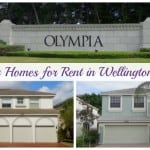 Olympia Homes for Rent in Wellington Florida | Brand New MLS Listings
