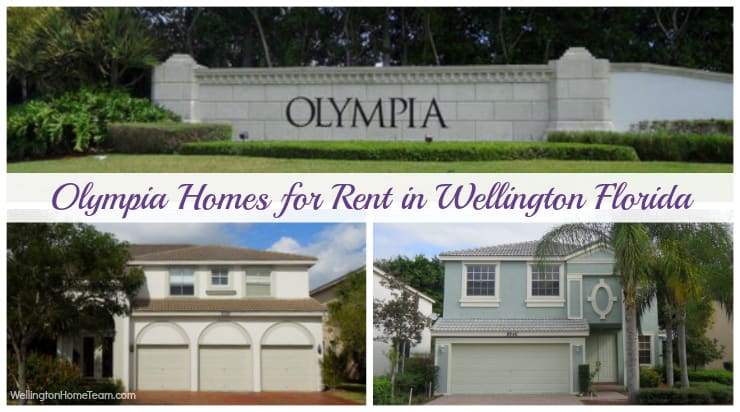 Olympia Homes For Rent In Wellington Florida Brand New