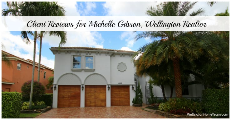 What are Clients Saying About Michelle Gibson in 2015?