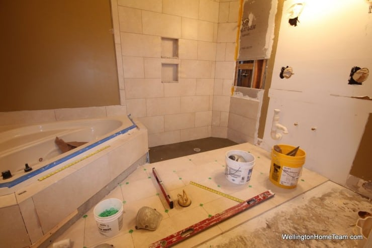8 Tips for a Stress-Free Bathroom Renovation - Demo
