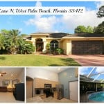 West Palm Beach Pool Home for Sale | 12167 75th Lane N