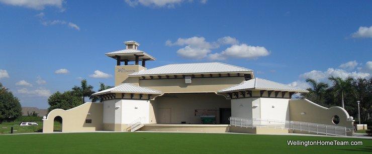 Wellington Florida Amphitheater and Free Events