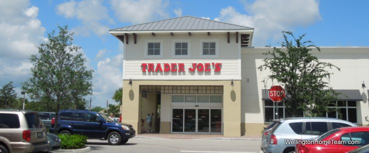 Wellington Florida Shops - Trader's Joe