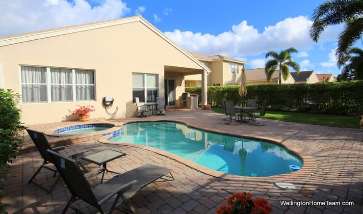 5030 Sabreline Terrace, Greenacres, Florida 33463 Swimming Pool