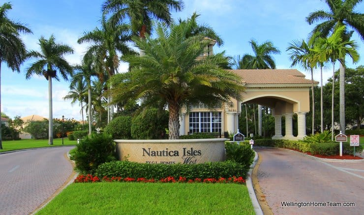 Nautica Isles West Greenacres Florida Real Estate and Homes for Sale - 5030 Sabreline Terrace
