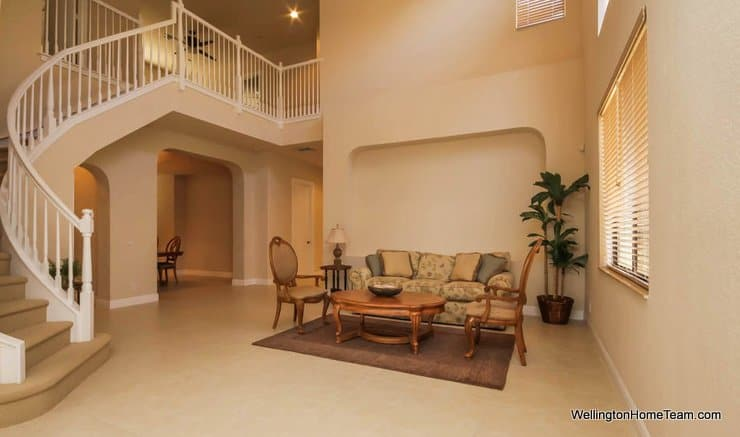 3448 Collonade Drive, Wellington, Florida 33414 - Formal Living Room