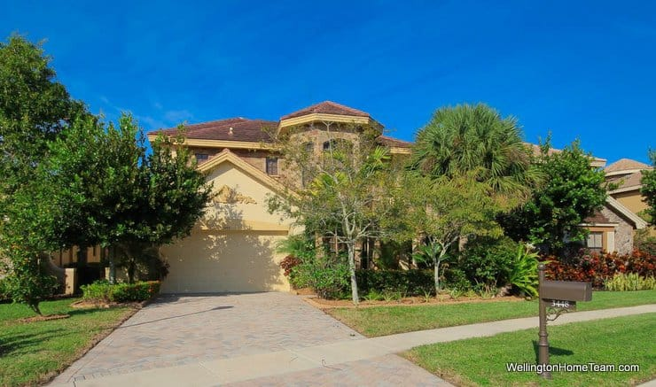 3448 Collonade Drive, Wellington, Florida 33414 - Versailles Luxury Estate Pool Home for Sale