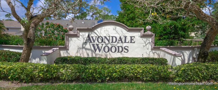 Avondale Woods Pinewood East 2 Homes for Sale in Wellington Florida and Real Estate