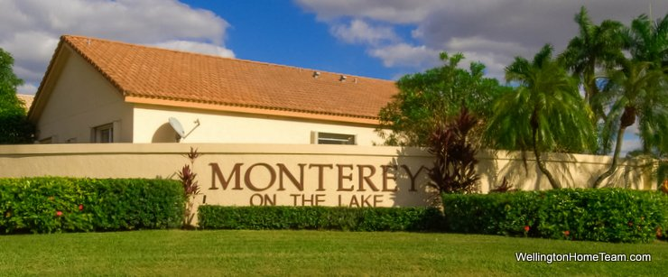 Monterey on the Lake Wellington Florida Real Estate & Homes for Sale