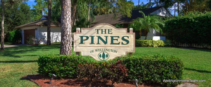 Pines of Wellington Wellington Florida Real Estate & Homes for Sale