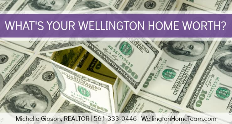 Wellington Florida Home Values   What's your Wellington Home Worth?