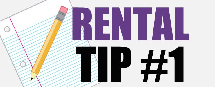Wellington Florida Rental Tip 1 Determining Your Move Date
