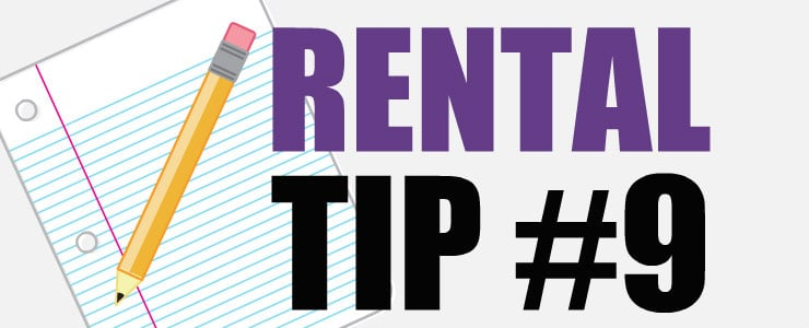 Wellington Florida Rental Tip 9 Day of Move In