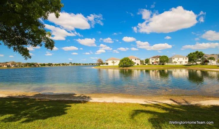 212 Berenger Walk, Royal Palm Beach, Florida 33414 Premium Waterfront Lot