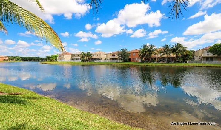 9031 Alexandra Circle, Wellington, Florida 33414 - Olympia Waterfront Home for Sale -Waterfront Lot