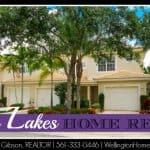Verona Lakes Townhome RENTED - 9917 Porta Leona Lane, Boynton Beach, Florida 33472