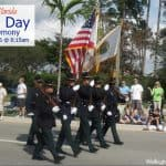 Wellington Florida Memorial Day Parade and Ceremony Monday May 30th 2016