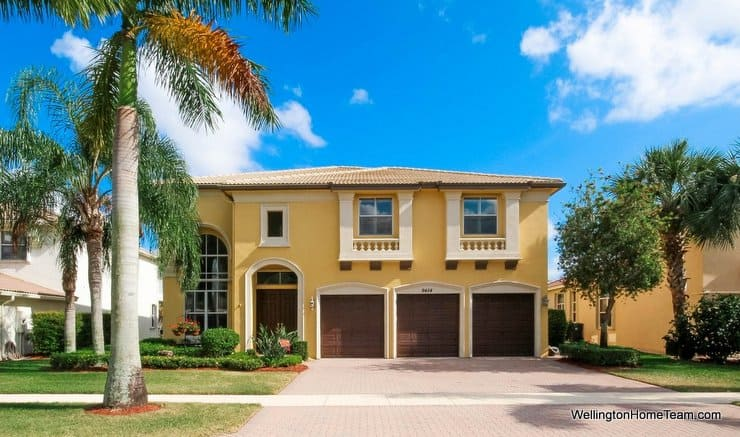 9454 Worswick Court, Wellington, FL 33414 _ Olympia Home for Sale