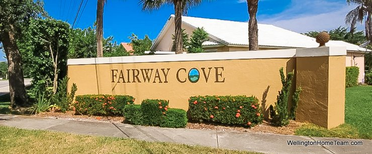 Fairway Cove Wellington Florida Real Estate & Homes for Sale