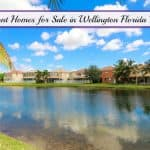 Olympia Waterfront Homes for Sale in Wellington Florida Under $600,000