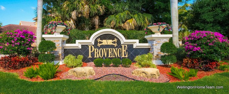 Provence at Versailles Homes for Sale in Wellington Florida