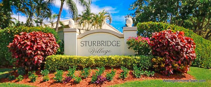 Sturbridge Village Wellington Florida Real Estate and Townhomes for Sale