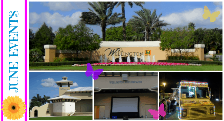 Wellington Florida Events the Week of June 13th, 2016