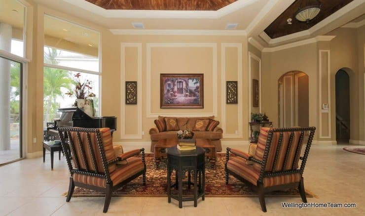 2218 Stotesbury Way, Wellington, Florida 33414 - Formal Living Room
