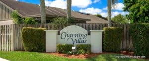 Channing Villas Villas for Sale in Wellington Florida and Real Estate
