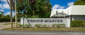 French Quarter Townhomes for Sale in Wellington Florida and Real Estate