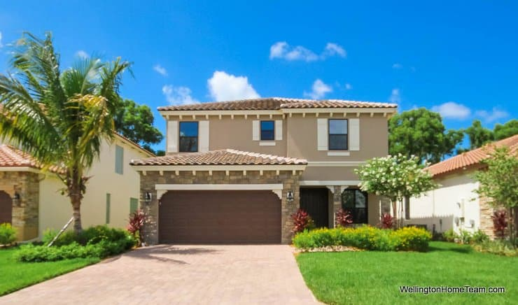 Gulfstream Preserve Lake Worth Florida Real Estate and Homes for Sale - Single Family Home Community