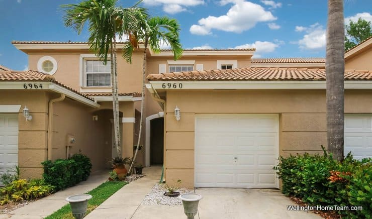 6960 Thicket Trace, Lake Worth, Florida 33467 - Smithbrooke Townhome for Sale