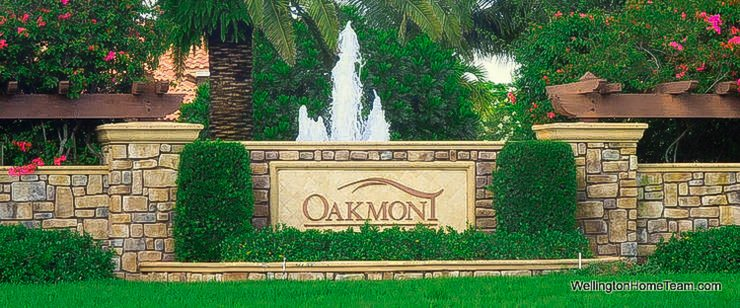 Oakmont Estates Wellington Florida Real Estate & Homes For Sale