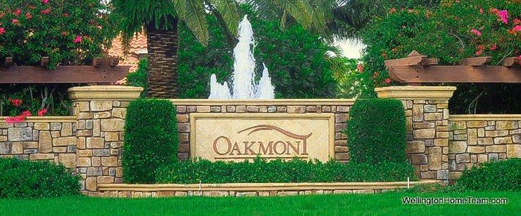 Oakmont Estates Wellington Florida Real Estate & Homes For Sale