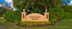 Coventry Green Wellington Florida Real Estate & Townhomes for Sale