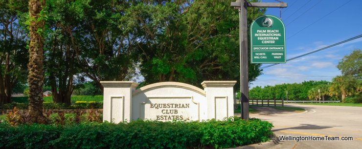 Equestrian Club Estates Wellington Florida Real Estate & Homes for Sale