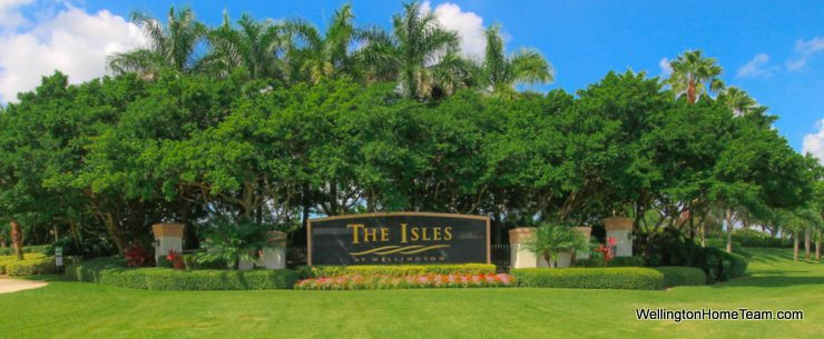 Grand Bay Estates at the Isles at Wellington Homes for Sale in Wellington Florida