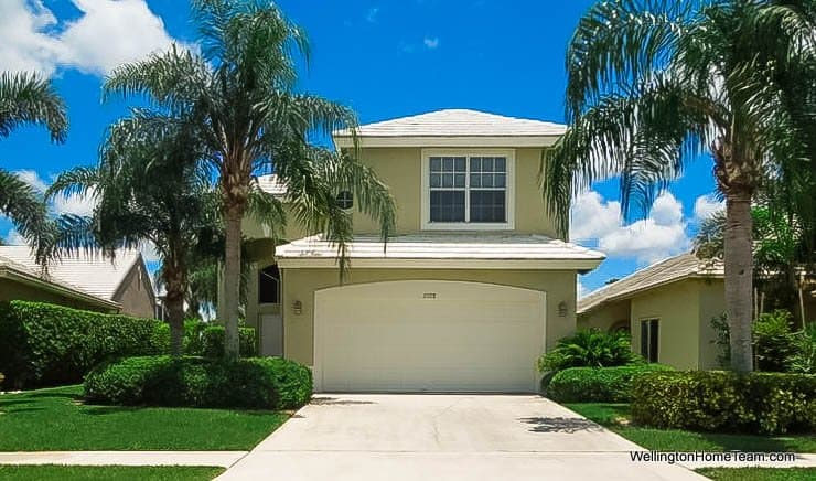 Lakefield South Wellington Florida Homes for Sale