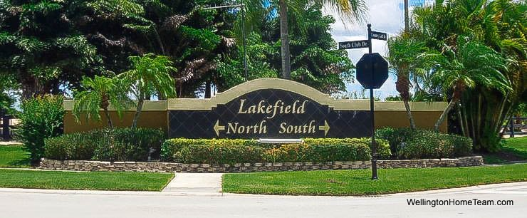 Lakefield South Wellington Florida Real Estate & Homes for Sale