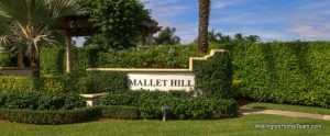 Mallet Hill Wellington Florida Real Estate & Homes for Sale