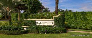 Mallet Hill Wellington Florida Real Estate & Homes for Sale