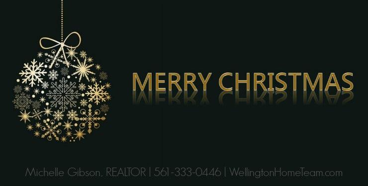 merry christmas wellington florida