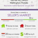 Grand Isles Wellington, FL Real Estate Market Trends | JAN 2017