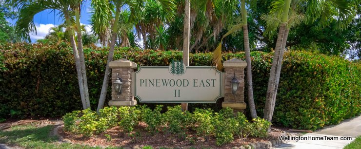 Pinewood East 2 Wellington Florida Real Estate & Homes for Sale