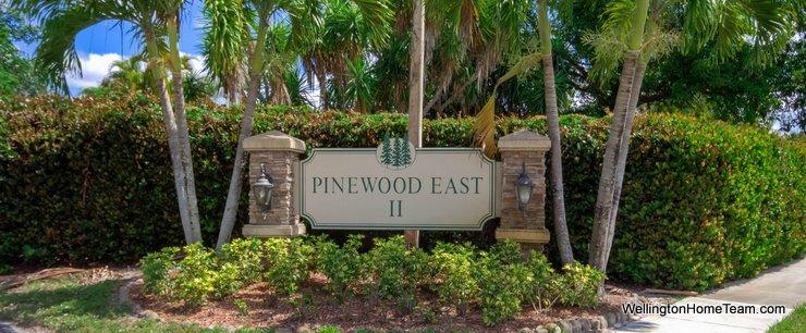 Pinewood East 2 Wellington Florida Real Estate & Homes for Sale