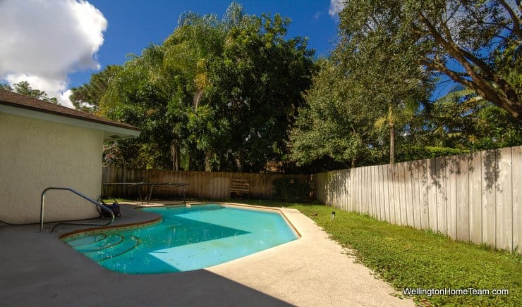 13471 Jonquil Place, Wellington, Florida 33414 - Private Pool