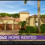 Olympia Home RENTED! 2635 Treanor Terrace