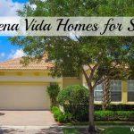 Buena Vida Homes for Sale in Wellington Florida 33414
